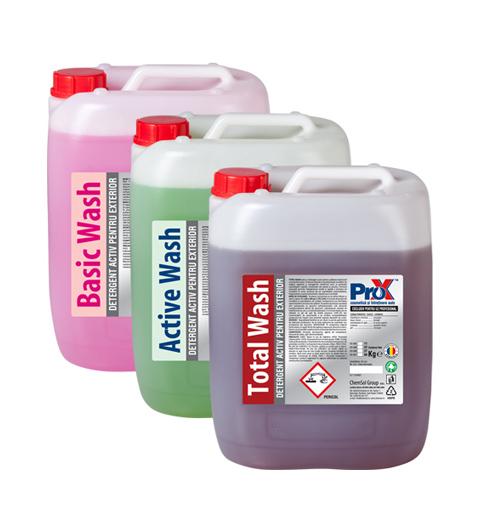 Detergenti Spalatorii Auto spuma activa