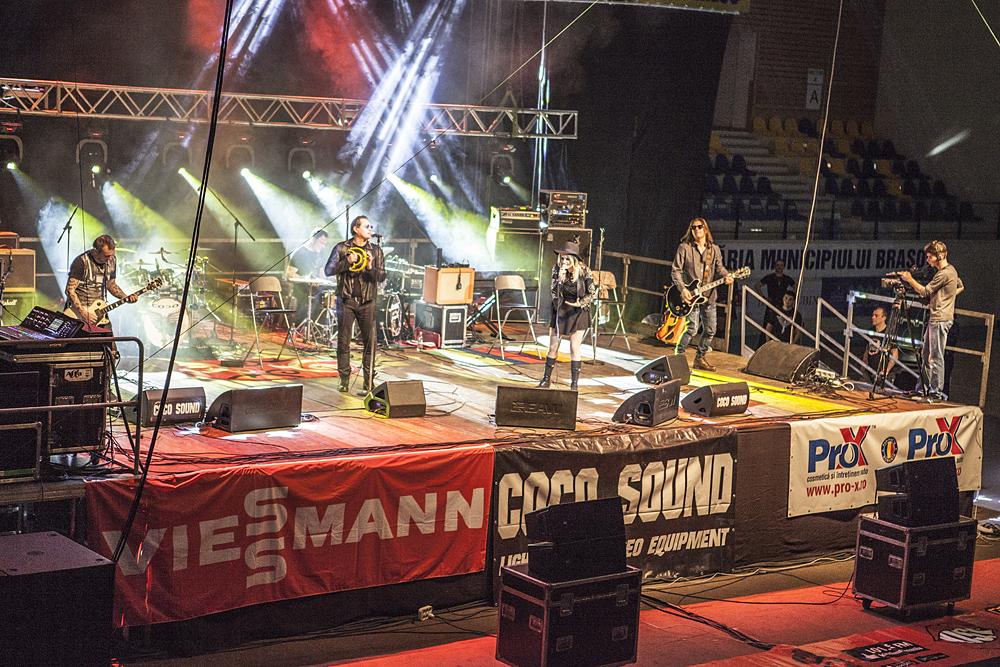Concert Sala Sporturilor Brasov
