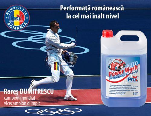 Performanta romaneasca, la cel mai inalt nivel