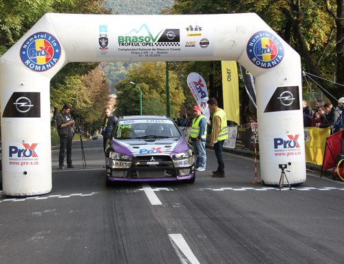 "Trofeul ""Opel"" Brasov, 2016"