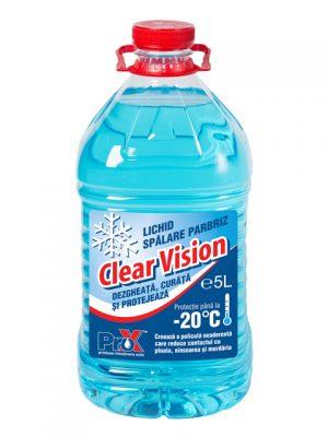 Lichid spalare parbriz Clear Vision -20C 5L