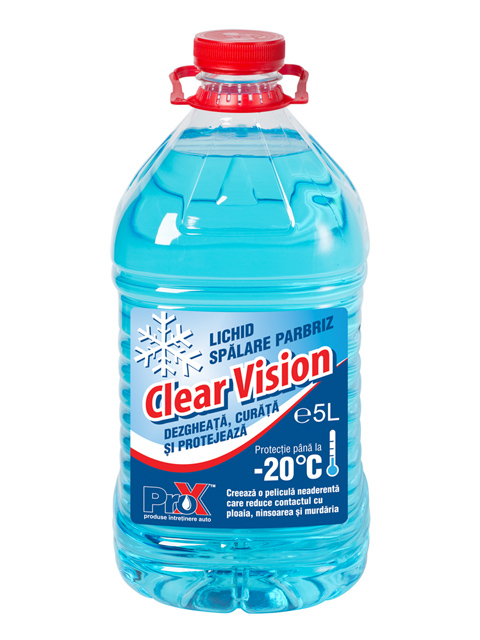 Lichid spalare parbriz Clear Vision -20C 5L