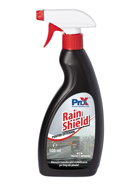 Tratament hidrofob anti ploaie parbriz Rain Shield 500ml