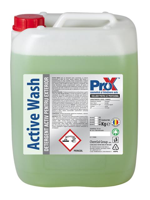 Spuma activa detergent actic auto Active Wash