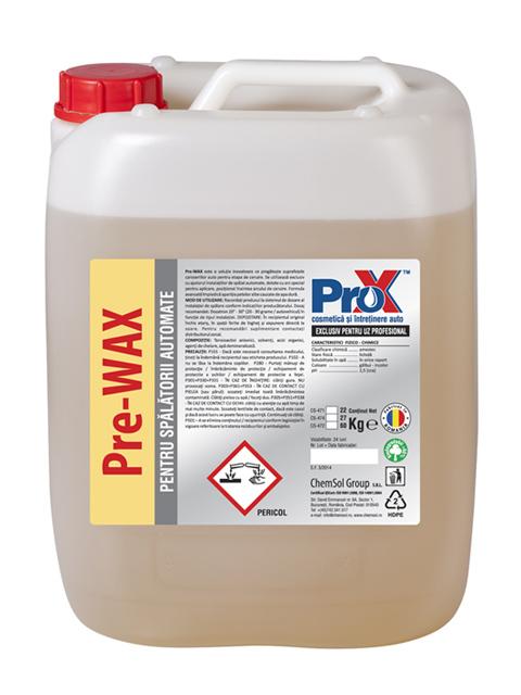 Solutie caroserii auto pre ceruire Pre-Wax