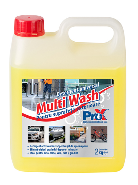 Detergent universal casa si gradina auto moto Multi Wash 2kg