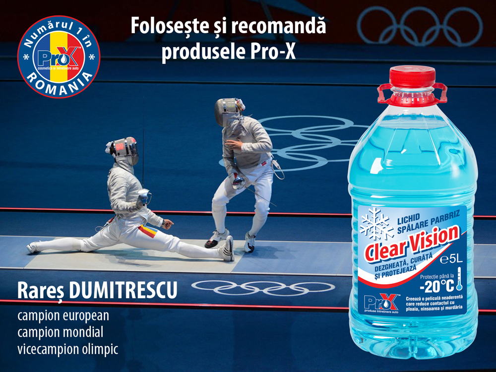 Clear Vision -20C Rares Dumitrescu Foloseste 1000