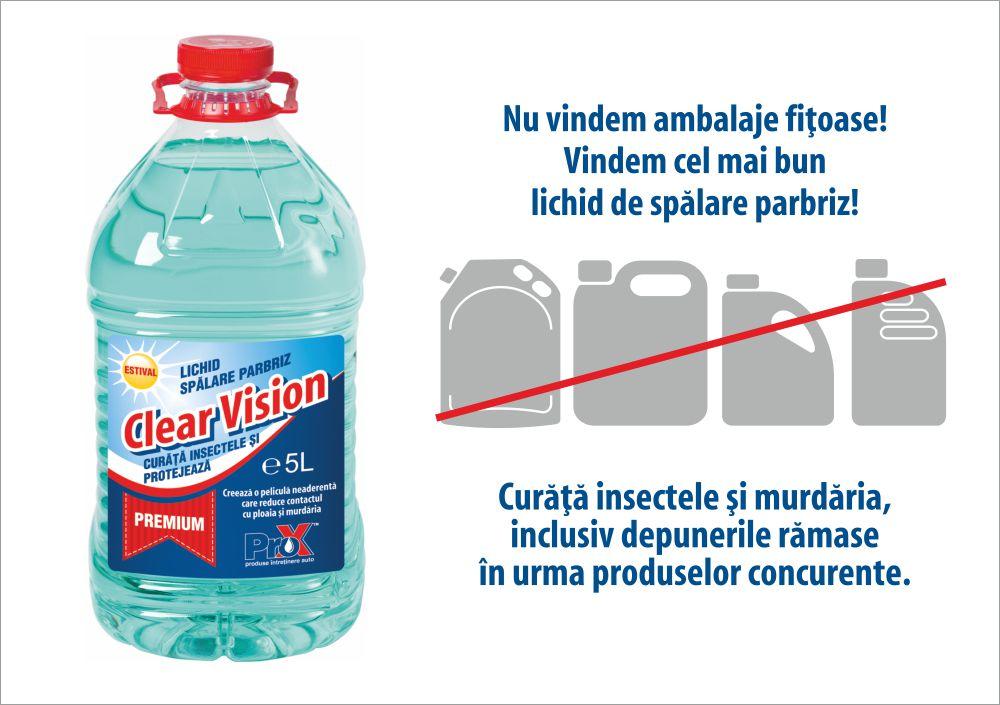 Clear Vision Estival fata Nu Vindem 1000