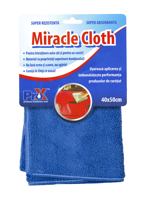 Miracle Cloth blue