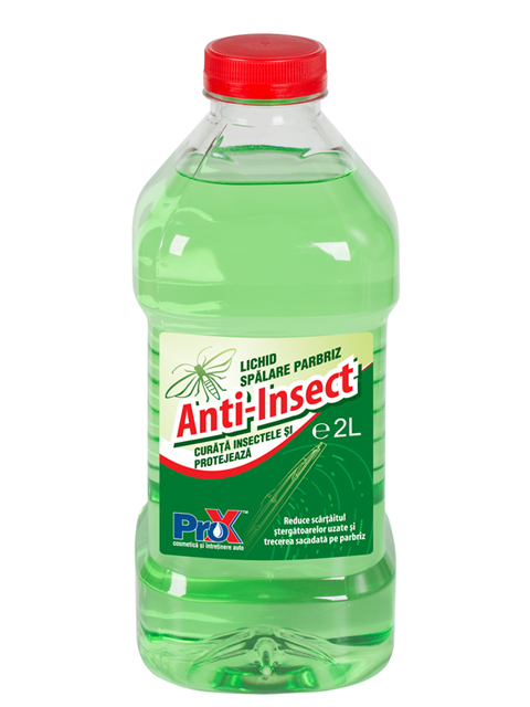 Lichid spalare parbriz Anti-Insect 2L