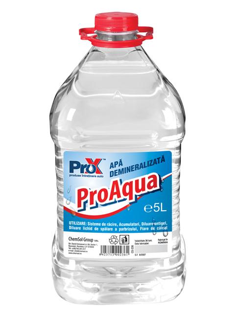 Apa demineralizata ProAqua 5L