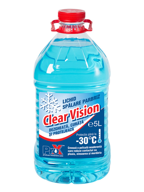 Lichid spalare parbriz Clear Vision -30C 5L