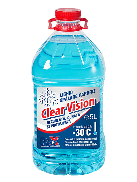 Clear Vision -30C 5L Lichid spalare parbriz