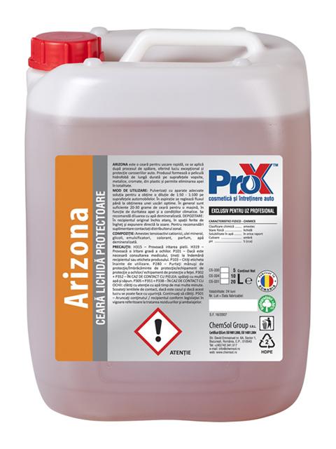 Arizona 20L - Ceara lichida protectoare pentru caroserii auto