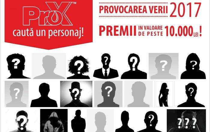Pro-X Provocarea Verii 2017